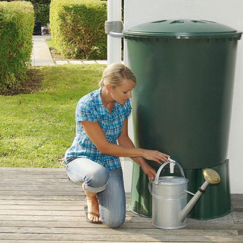 Egyszerű esővízgyűjtők