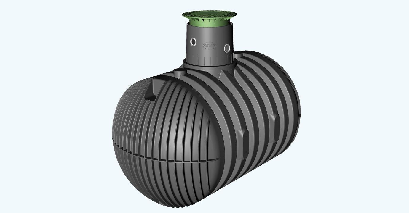 Carat xl 8500 l esővízgyűjtő tartály
