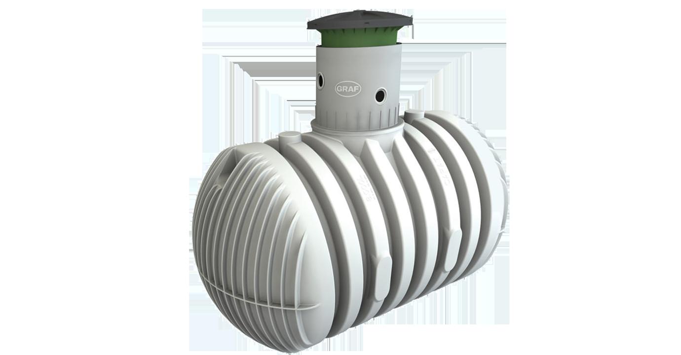 CARAT XL ivóvíztároló tartály 10000 l