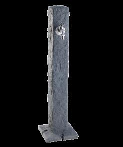GRANIT vizkutallvany, sotet granit