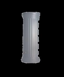 OSZLOPOS esovizgyujto falitartaly 550 l, szurke
