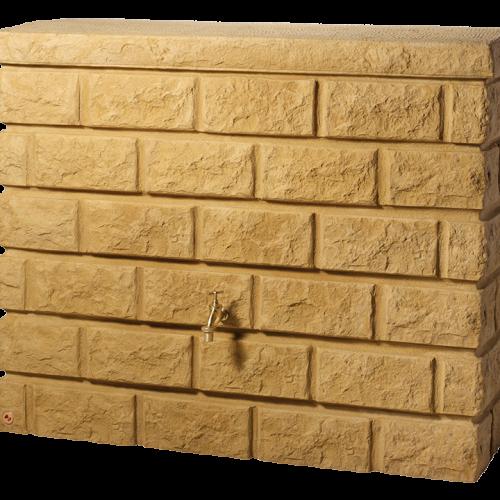 ROCKY esovizgyujto falitartaly 400 l, homokko