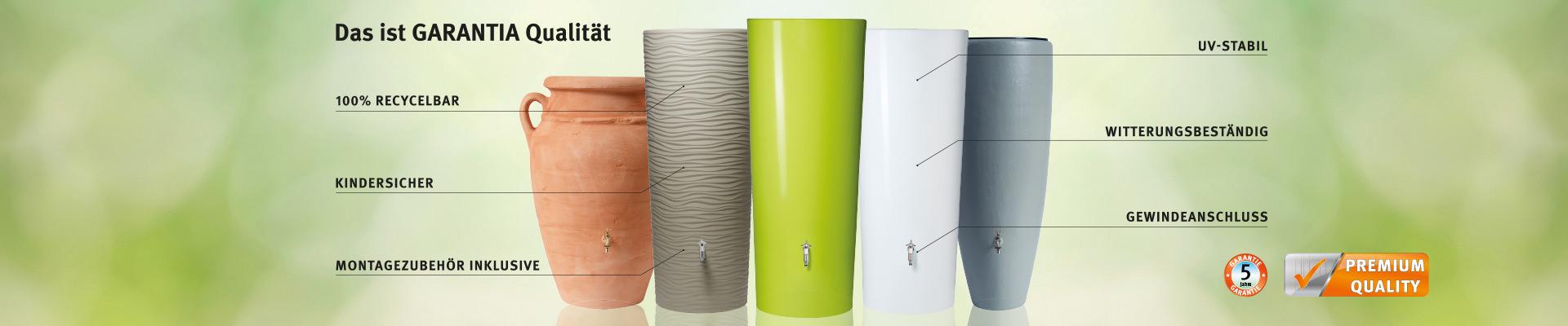 Design esővízgyűjtők